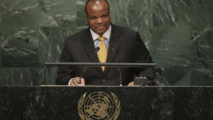 Suazilandia celebra su primera marcha del orgullo LGTBI