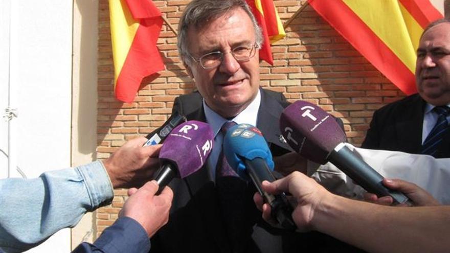 García-Tizón, presidente de la Diputación de Toledo / Foto: Europa Press
