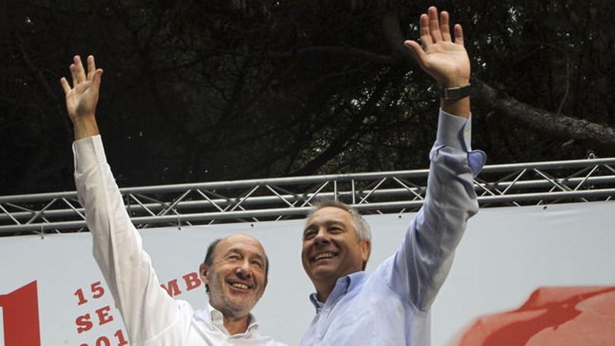 Rubalcaba y Navarro