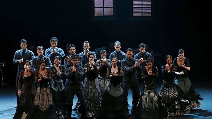 Más que flamenco en Pekín con el Ballet Nacional de España