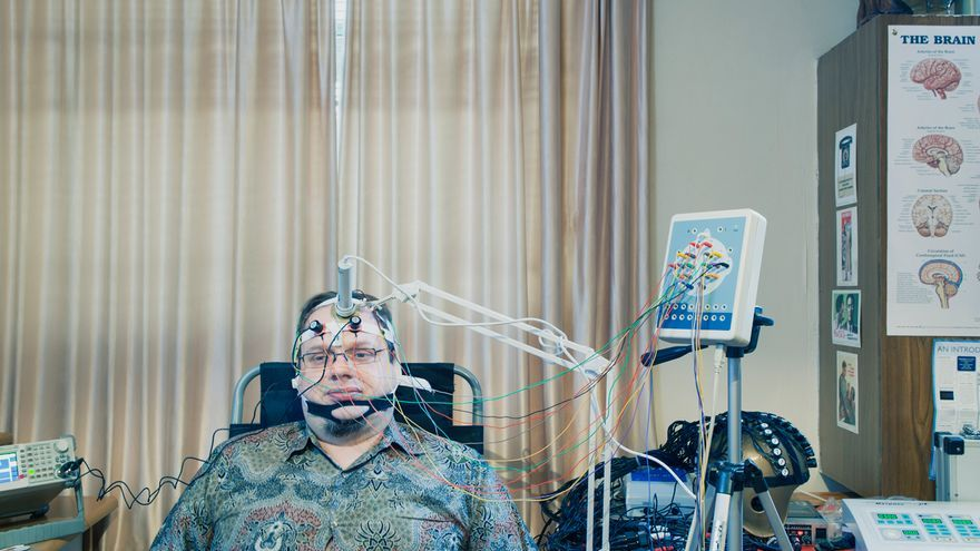 Andrew Vladimirov es uno de los futuristas aficionados al 'brain hacking'