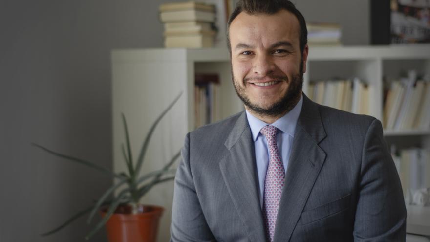 Samuel González Betancort, abogado especializado en Derecho laboral y socio del bufete de abogados Claude&Martz.