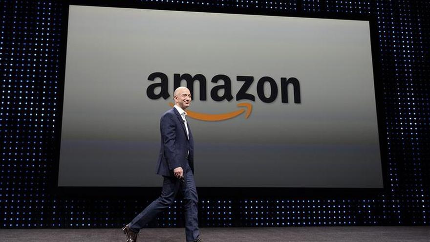 Amazon volvió en 2015 a los beneficios y superó los 100.000 millones en ventas