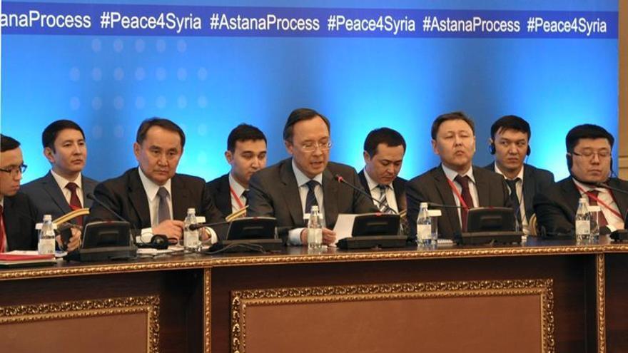 Damasco y la oposición siria siguen sin confirmar su participación en Astaná