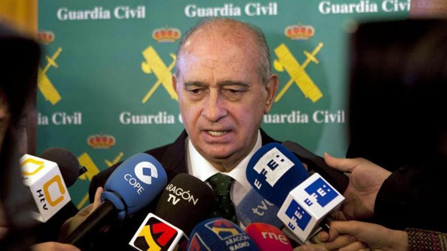 """La política penitenciaria no cambiará por """"una o dos"""" manifestaciones, dice el ministro"""