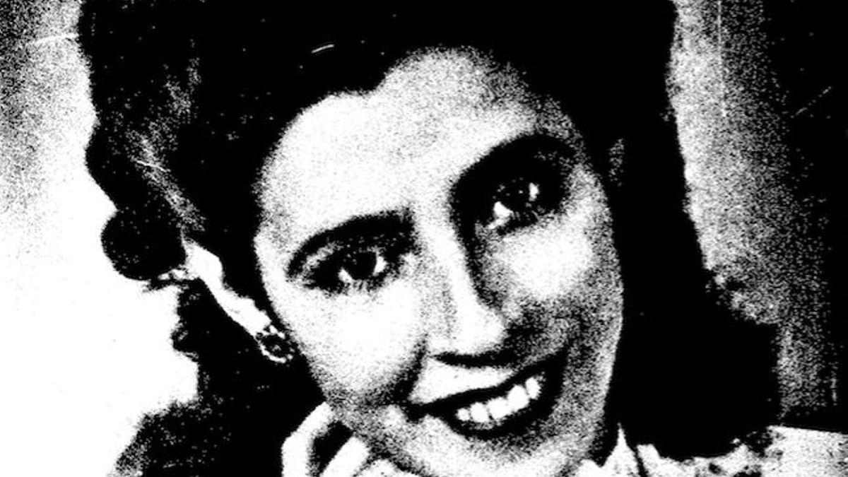 Alcira Methyger fue víctima de un femicidio en 1955