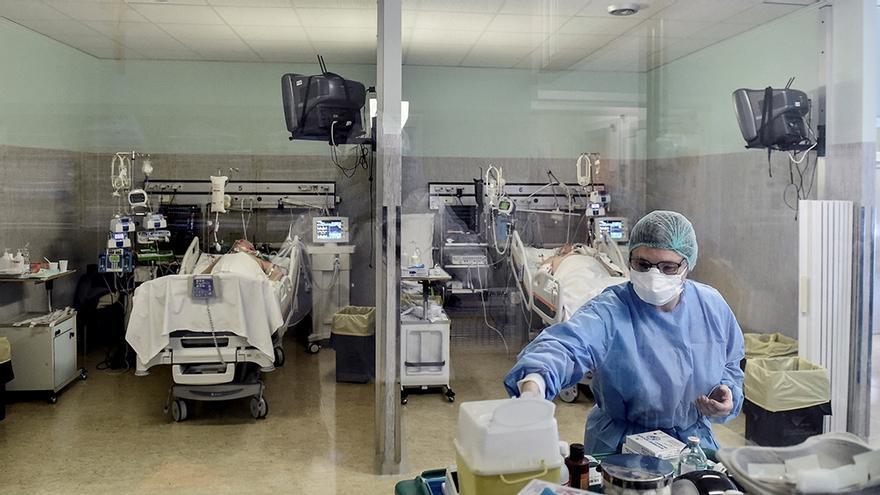 Historias de un sistema sanitario al borde del colapso