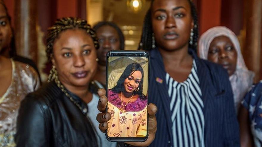 La comunidad africana critica que Maguette no tuviera protección tras denunciar