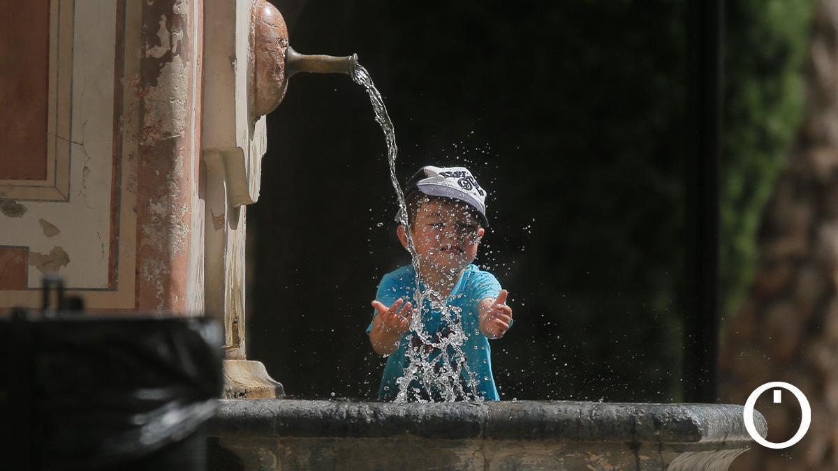 Alerta roja por calor en Córdoba