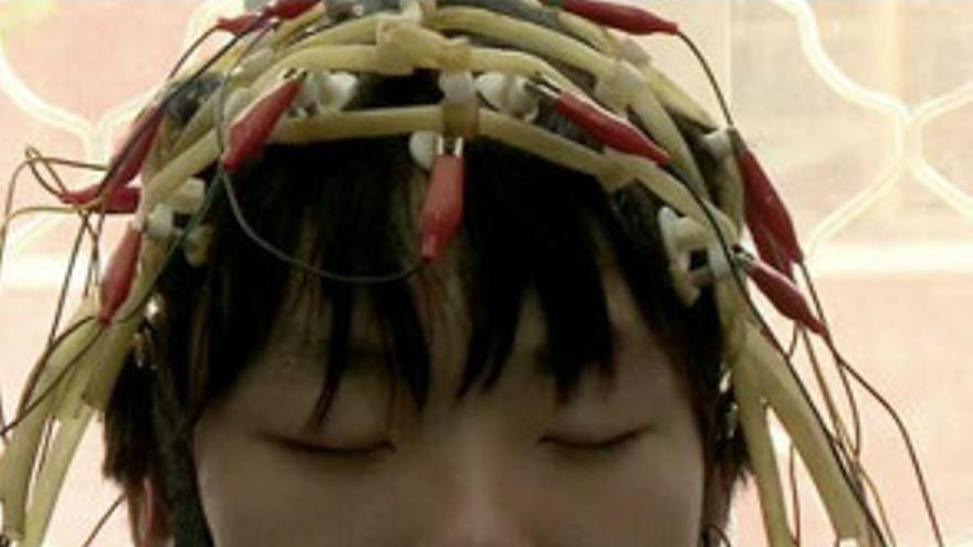Imagen del documental 'Web Junkie'