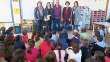 Taller coeducativo de cuentos para alumnado de Infantil y Primaria.