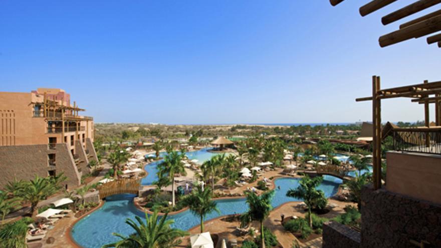 Lopesan Baobab Resort.
