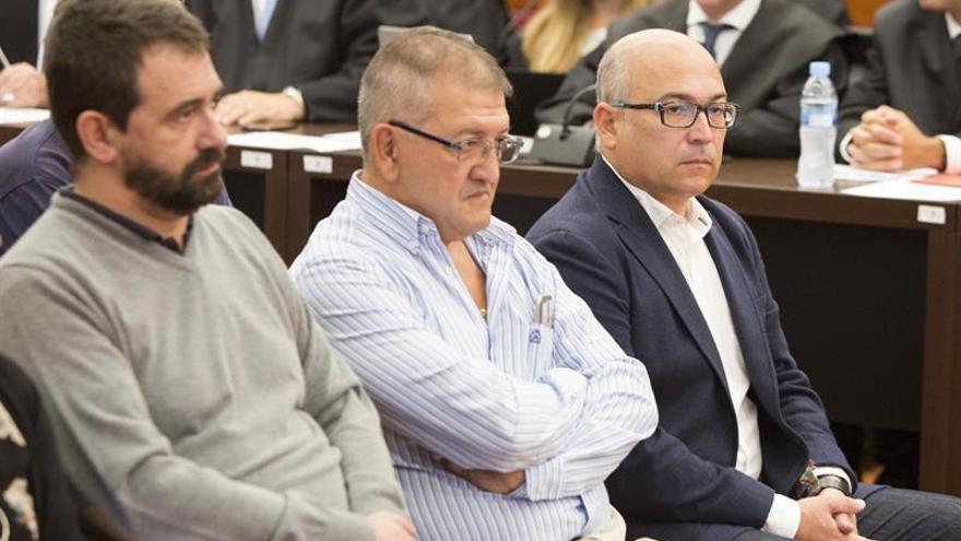 Exdirigentes del PNV negocian declararse culpables en el caso de corrupción