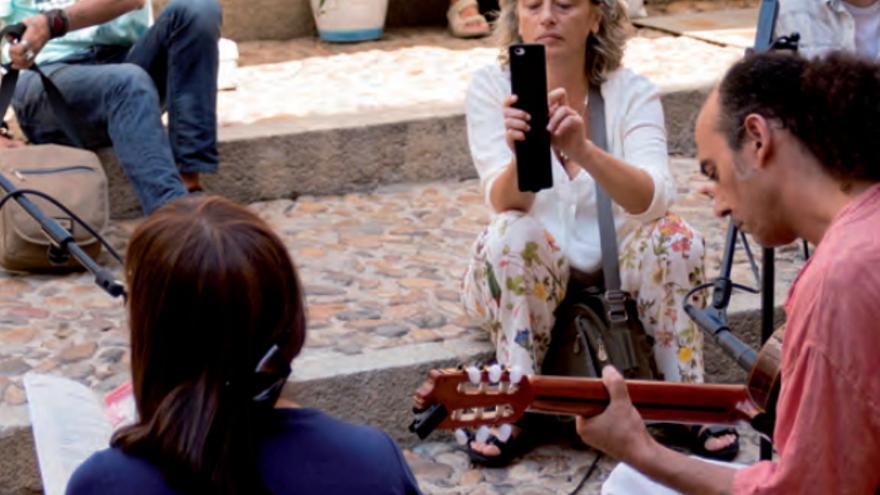 Festival Internacional de Poesía Voix Vives de Toledo