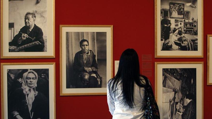 Estrasburgo explora la complicidad de Frida y Diego a través de la fotografía
