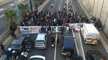 El independentismo llama a la huelga este jueves contra el juicio del 1-O con apoyo del Govern