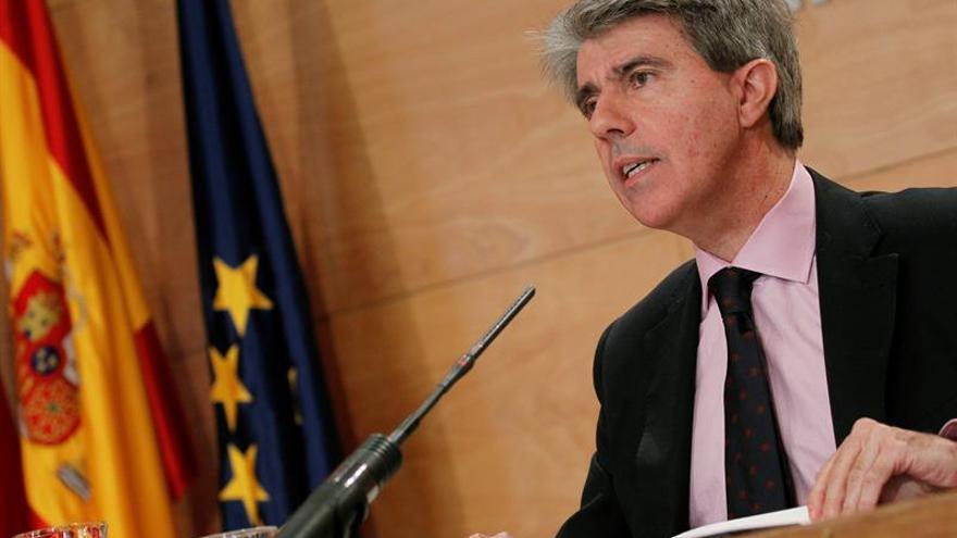 Garrido afirma que el expediente aclarará la obtención de Máster de Cifuentes