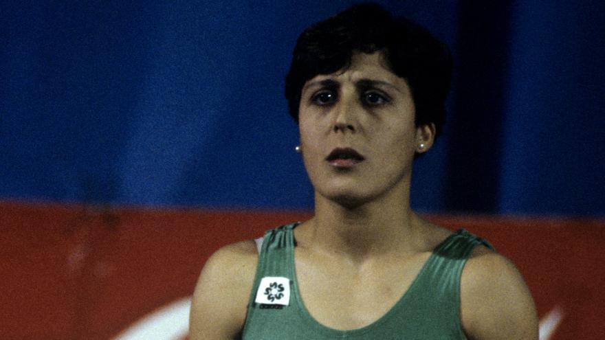 La Federación Española retiró a la atleta María José Patiño la licencia por 'alteración cromosómica' después de pasar un control de sexo / EFE