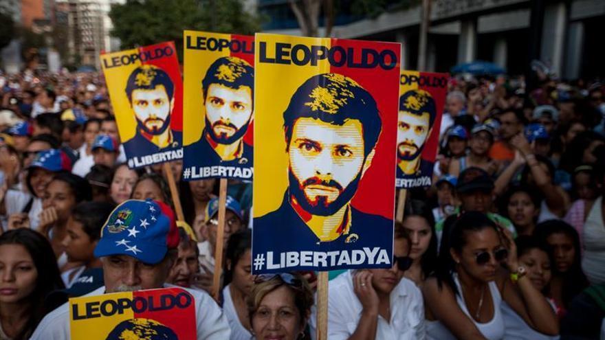 Partido venezolano planea postular a Leopoldo López a la Presidencia