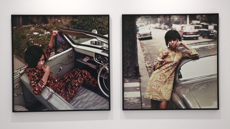 Exposición 'Ever young', de James Barnor, en Casa África.