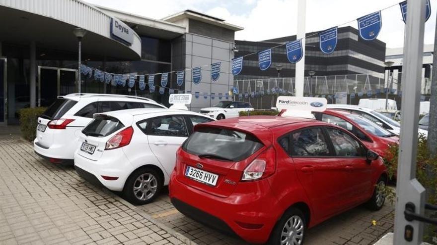 La matriculaciones de vehículos en Euskadi crecen un 11,05% en abril