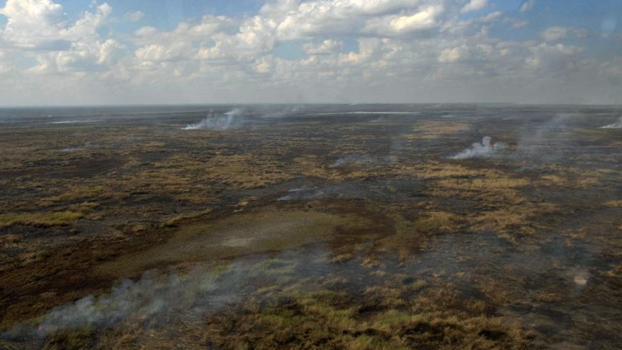 Argentina recomienda ahorrar agua ante la sequía histórica del río Paraná