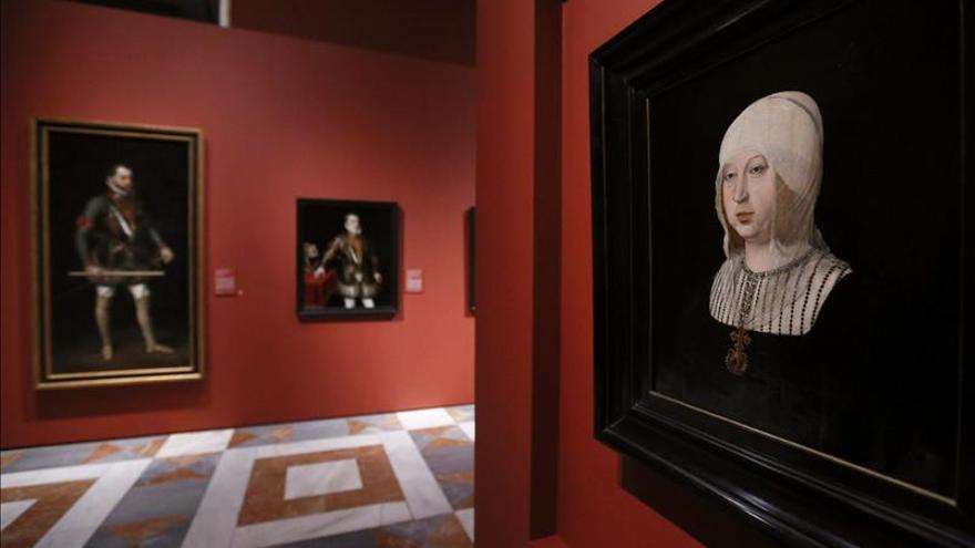 """""""El retrato en las colecciones reales"""" ha recibido más de 254.000 visitantes"""
