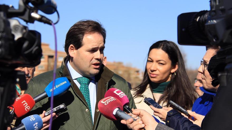 Paco Núñez FOTO: PP Castilla-La Mancha