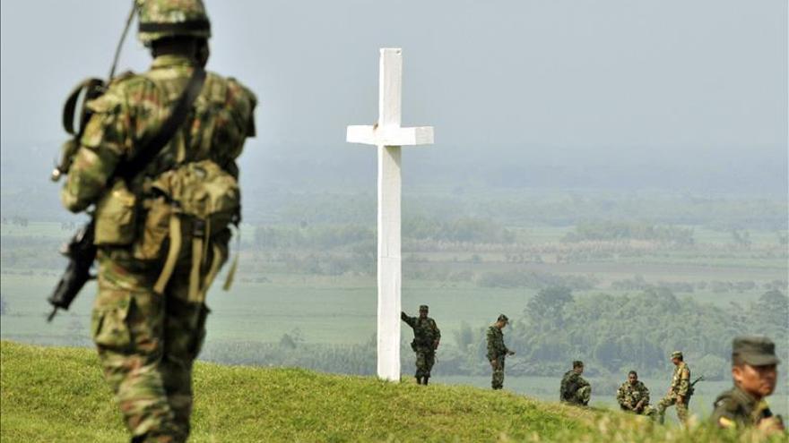 Mueren seis guerrilleros del ELN en choques con el Ejército en el norte de Colombia