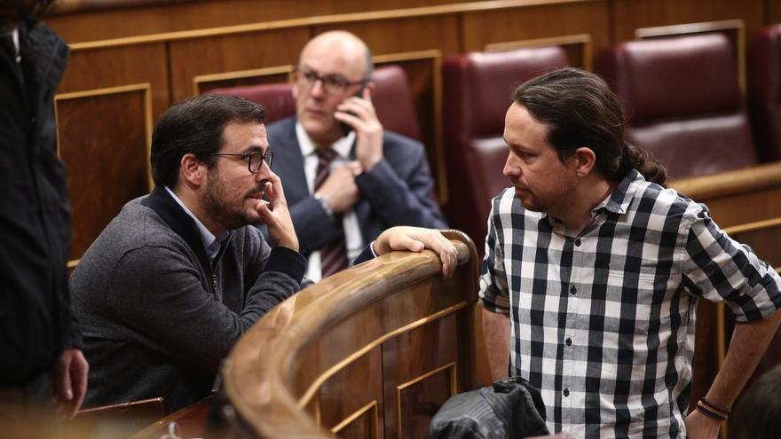 """IU aprueba pedir a Podemos que su nombre aparezca en las alianzas electorales si no se pacta """"un nombre común"""""""