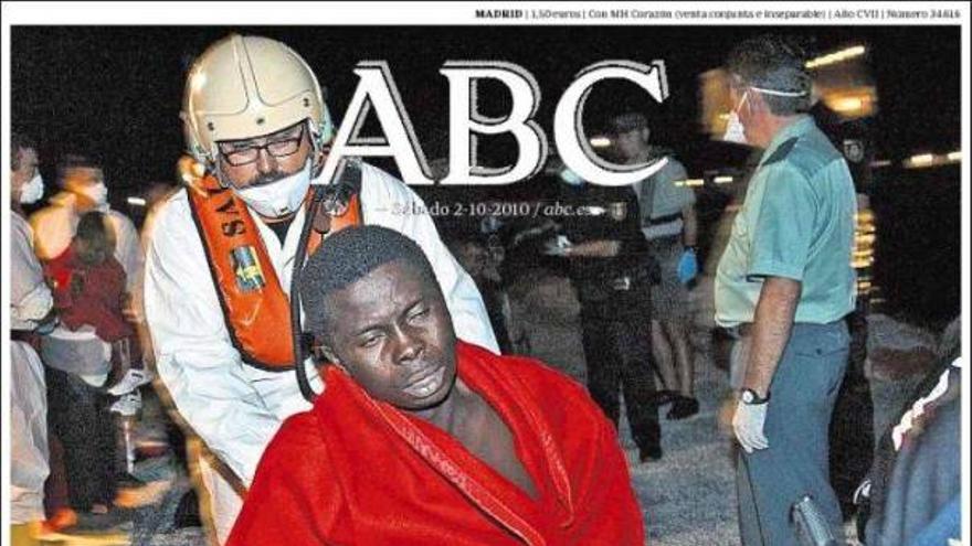De las portadas del día (02/10/2010) #5