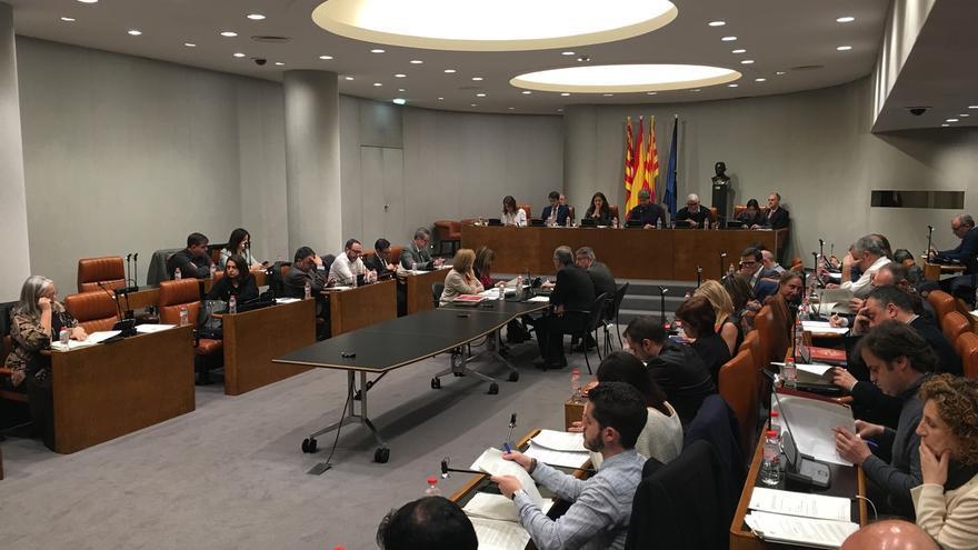 ERC cesa al asesor de la Diputación de Barcelona que había amenazado a un fundador de Sociedad Civil Catalana