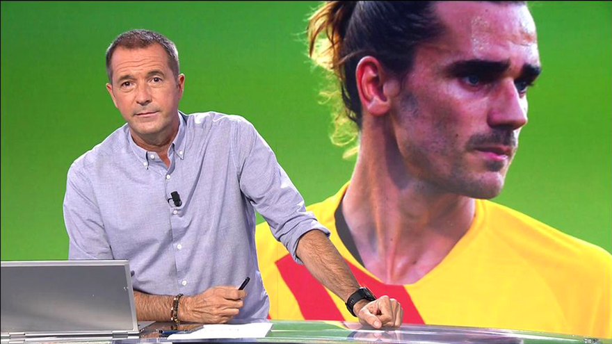 Mediaset planea mover a Manu Carreño a la tarde-noche para reflotar 'Deportes Cuatro'