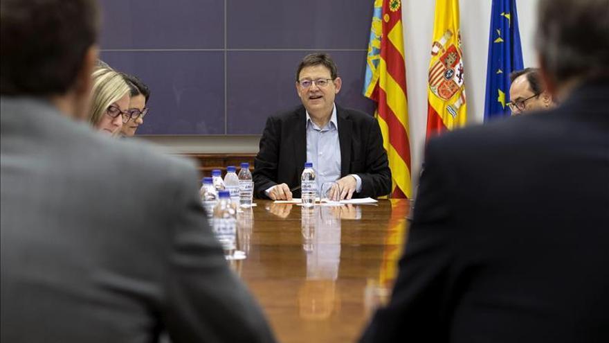 """Puig recrimina a Rajoy su """"profunda deslealtad institucional"""" con los valencianos"""