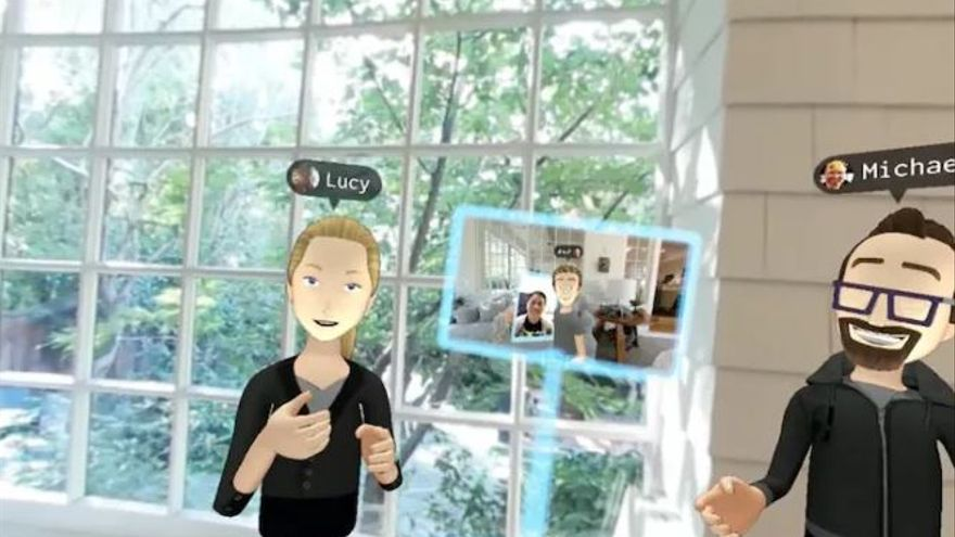 La red social del futuro podría pasar por ver avatares de nuestros amigos comportándose como lo hagan ellos