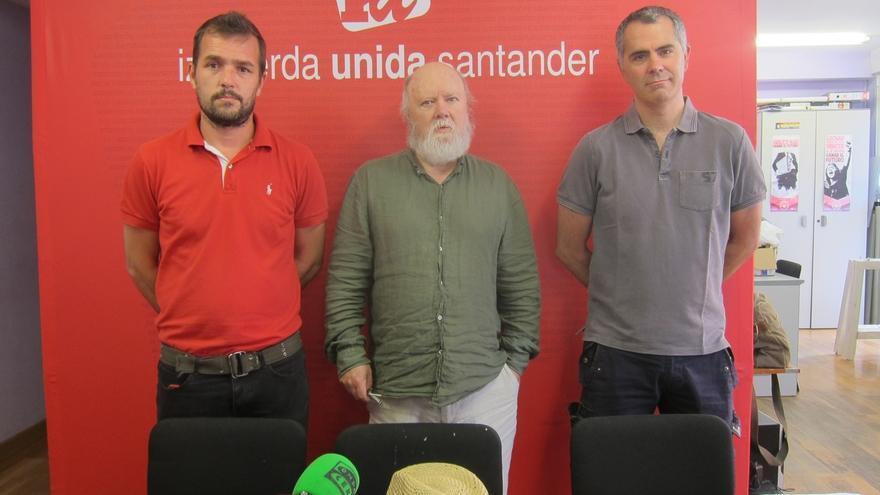"""IU y ecologistas muestran su """"rechazo"""" al proyecto del nuevo puerto deportivo de San Vicente de la Barquera"""