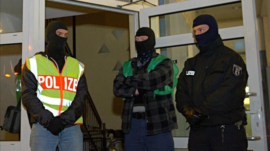 Dos detenidos en Berlín bajo la sospecha de preparar un atentado yihadista