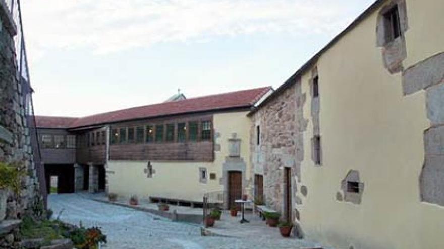 Vista de la casa, en una imagen difundida por un portal turístico en 2008