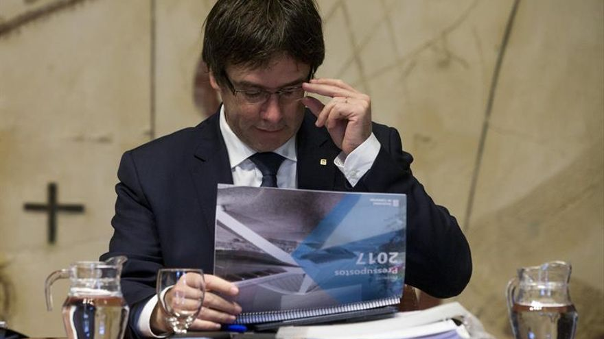 Puigdemont y Millo se reunirán este viernes para explorar vías de diálogo