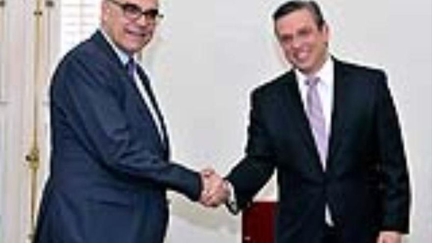 El presidente de Abertis visita Puerto Rico