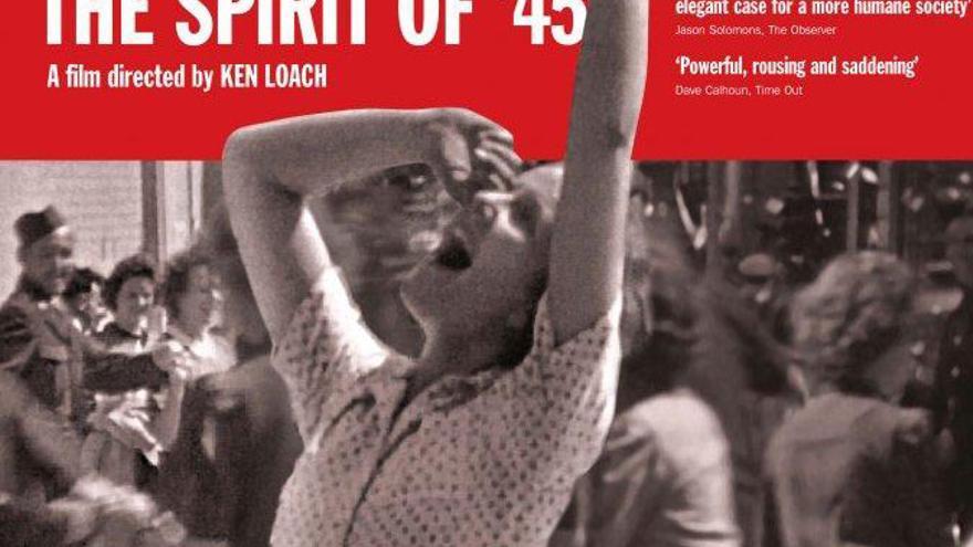 La película El espíritu del 45 de Ken Loach
