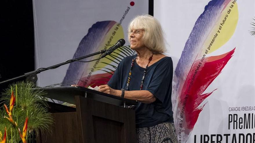 La izquierda latinoamericana lamenta la muerte de la chilena Marta Harnecker