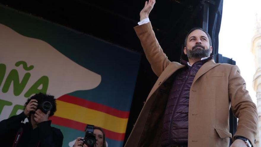 Vox reforzará el poder de la cúpula en la Asamblea General del sábado