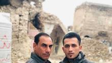 """Prohibido fotografiar sin permiso el """"lado oscuro"""" de Mosul tras la expulsión de ISIS"""