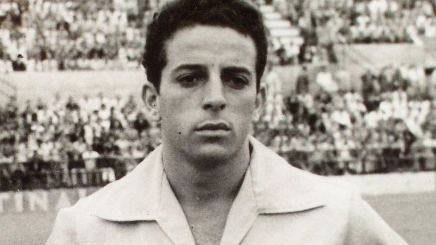 Vázquez vistió de amarillo cuatro temporadas en los años 50 del siglo pasado