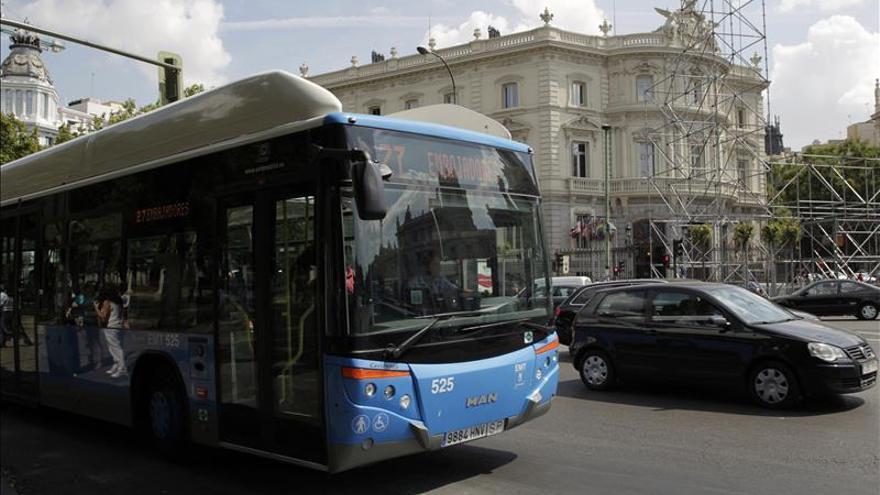 El transporte público en 2014 mantuvo casi el mismo número de viajeros