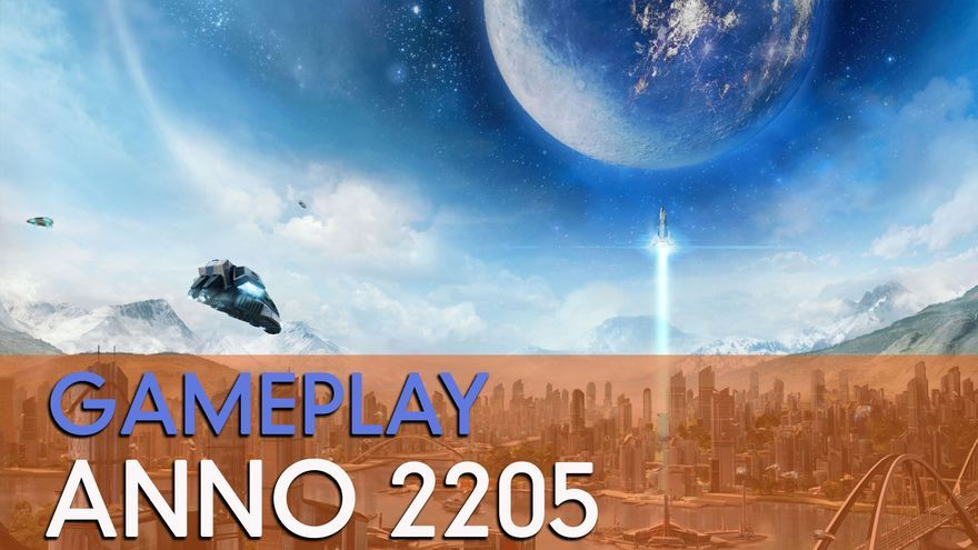 Gameplay Anno 2205