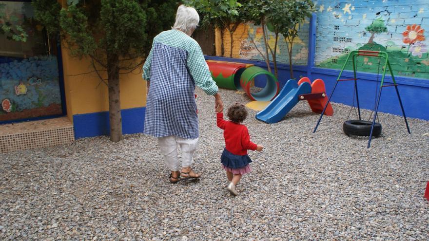 Imagen de una Escuela Infantil en Galicia