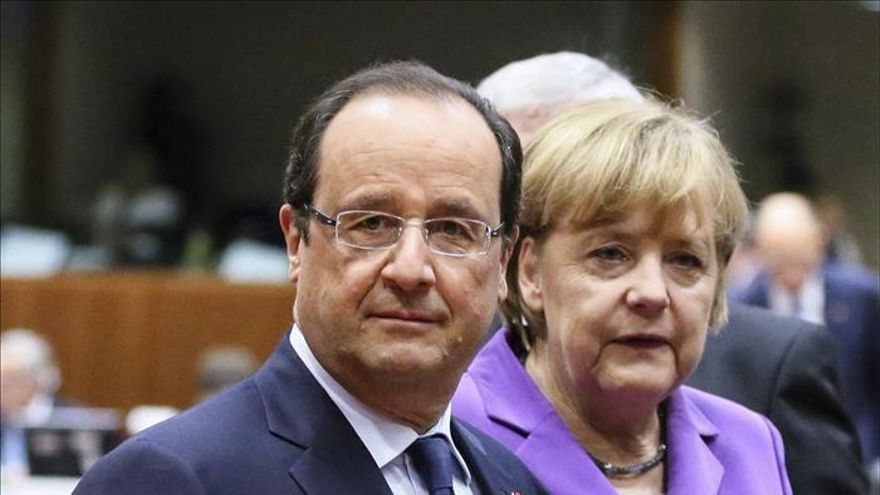París y Berlín buscarán un pacto con EEUU sobre las prácticas de los servicios secretos