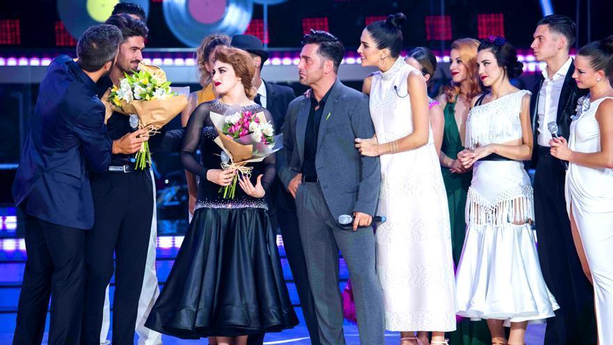 Javier Hernanz dijo adiós a Bailando con las estrellas